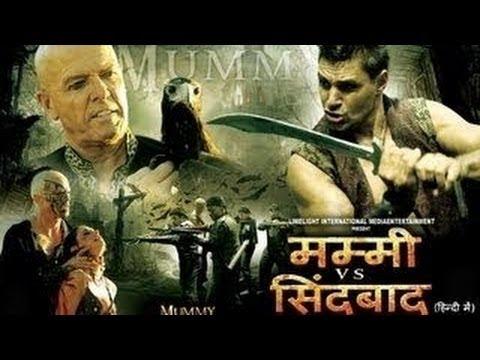 Mummy Vs Sinbaad - Full Length Action Hindi Movie video