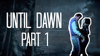What A Cheater!!! | Until Dawn Part 1