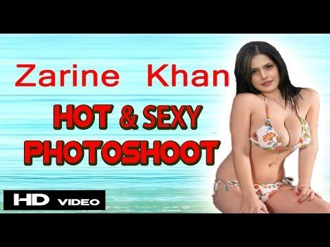 Zarine Khan Hottest Bikini Photoshoot | Hot Photoshoot | Bollywood Hot | Bollywood video