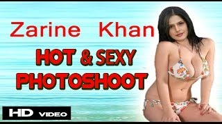 Zarine Khan hottest Bikini Photoshoot | Hot Photoshoot | Bollywood Hot | Bollywood