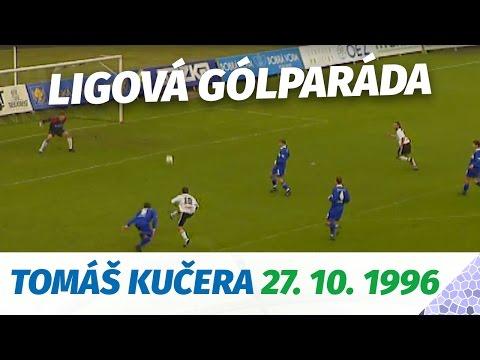 Ligová gólparáda - Tomáš Kučera