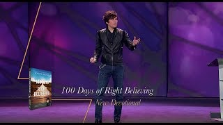 Joseph Prince - 100 Days Of Right Believing Book Trailer
