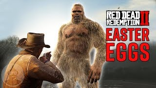 15 Red Dead Redemption 2 Easter Eggs YOU Should Know!  | The Leaderboard