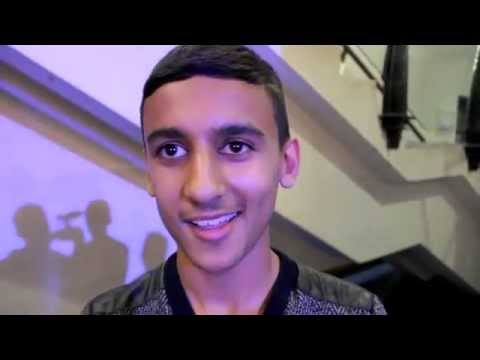 INTRODUCING HIGHLY RATED INGLE AMATEURS SAIF YUSUF & MIKE PAC TIPPED TO MAKE AN IMPACT