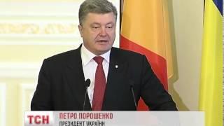 Порошенко розповів, яких виборів чекає від Донбасу - (видео)