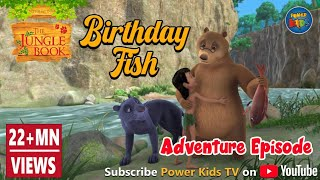 jungle book hindi Cartoon for kids 76 Birthday Fish