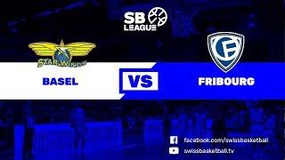 SB League - Day 13: Basel vs Fribourg