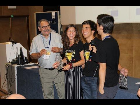 2016 Odysseus Contest Award Ceremony