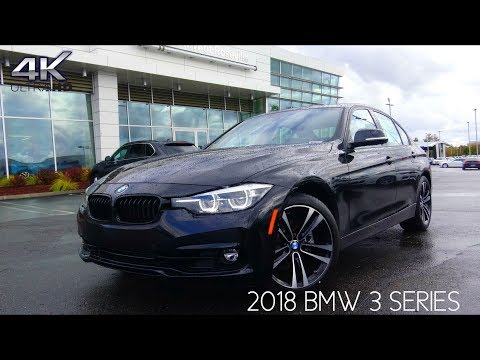2018 BMW 3 Series 330i 2.0 L Turbocharged 4-Cylinder Review