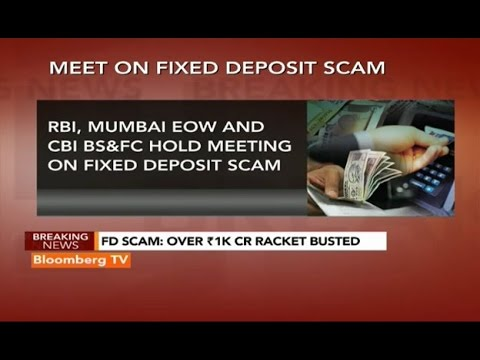 Countdown- FD Scam: RBI, Mumbai EOW & CBI To Meet