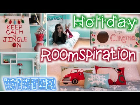 Roomspiration  6 Easy Diy's   Decorating My Room For Christmas &amp  Winter    Beautytakeni