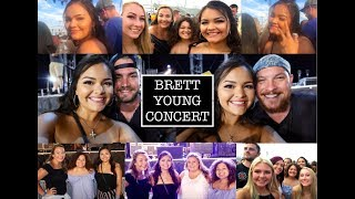 Download Lagu BRETT YOUNG CONCERT | Advice from his band! Gratis STAFABAND