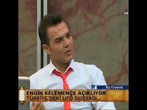 Türkiye UFO Dosyası ve Uzay Bilimleri UFO Araştırmacı Yazar Engin Kelemençe !