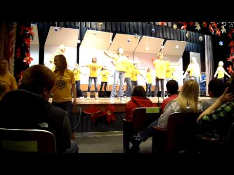 Hillsdale High School - NOPE Ambassador Flashmob