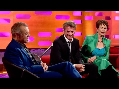 Sean Penn and the red chair - The Graham Norton Show: Series 16 Episode 19 - BBC One