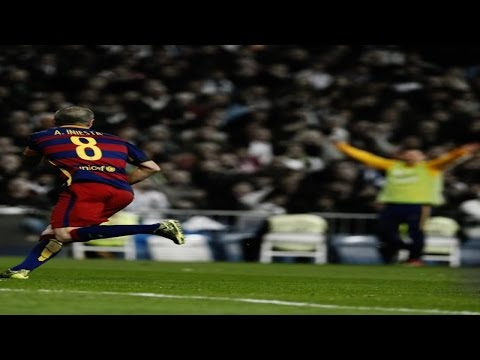 Andres Iniesta vs Real Madrid (21/11/2015) ● The Maestro of the Orchestra | HD