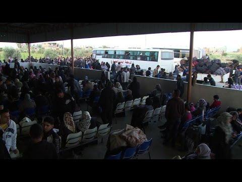 L'Egypte ouvre son passage vers Gaza pour deux jours