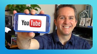 Make Videos with Your Phone (cell phone / mobile phone YouTube video tips!)
