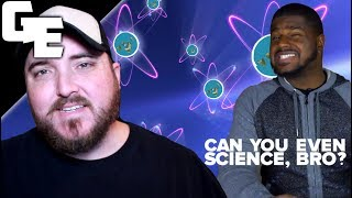 M Bens Proves Flat Earthers Cannot Do Science || Flat Earth Friday