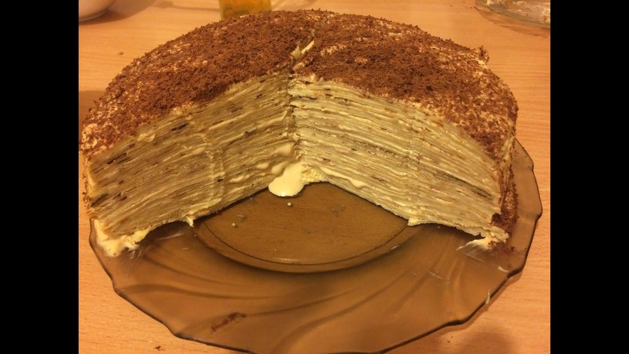 Как сделать блин торт 178