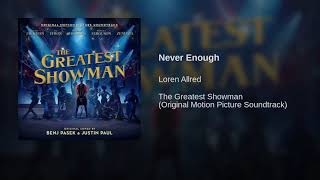 download lagu Never Enough gratis