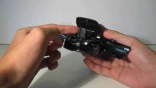 Transformers Alternity Nissan GTR Nemesis Prime Super Black Convoy
