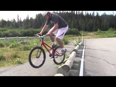 Brakeless Trials, Seward Alaska