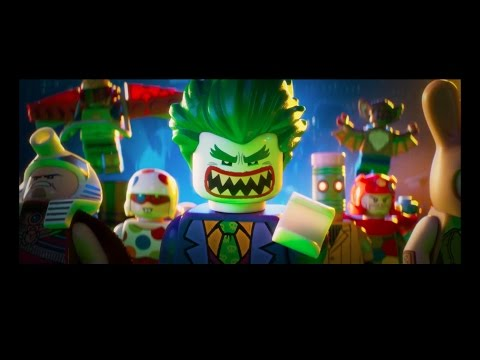 LEGO Batman: O Filme - Trailer #4 (dub) [HD]