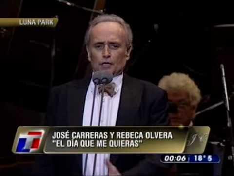 Jose Carreras 2010 LUNA PARK,