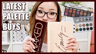 Chit Chat: The Emily Edit, Naked Palette Discontinued, etc.