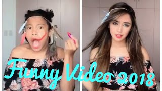 Funny Videos 2018   Best Vines Compilation Tik Tok