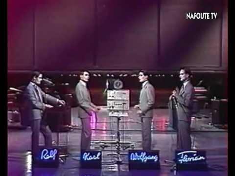 Kraftwerk - Radioactivity (French Tv 1978)