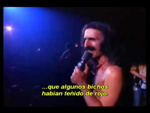 Frank Zappa - Trouble Every Day (in album Does Humor B