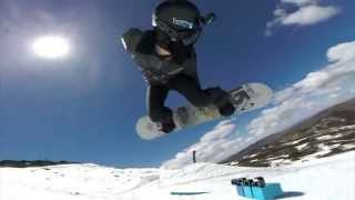 Best of Snowboarding: best of GoPro 2