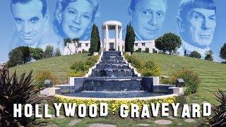 FAMOUS GRAVE TOUR - Hillside #1 (Al Jolson, Leonard Nimoy, etc.)