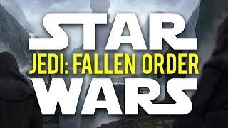 Star Wars Jedi: Fallen Order - Details & Theories | Jon Solo