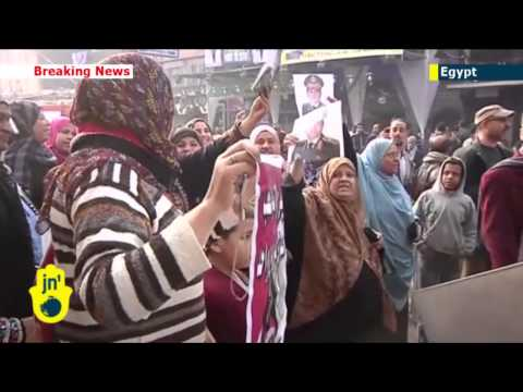 Egypt Constitutional Referendum Violence: Bomb rocks city of Giza on first day of national voting