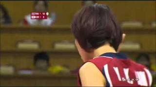 2nd Asian Cup Semi Final Round : THA x KOR Part 5/9