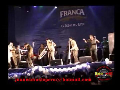 SENSUAL KARICIA-PRIMICIAS 2011-FIESTA EN LA SELVA