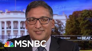 Obama Lawyer What39s Taking So Long To Impeach Trump?  The Beat With Ari Melber  MSNBC