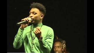 Nahom Yohannes (meste) - Teresiu beka in Mekelle peace concert 2018