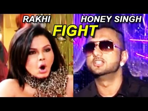 Mashup - Rakhi Sawant V s Yo Yo Honey Singh video