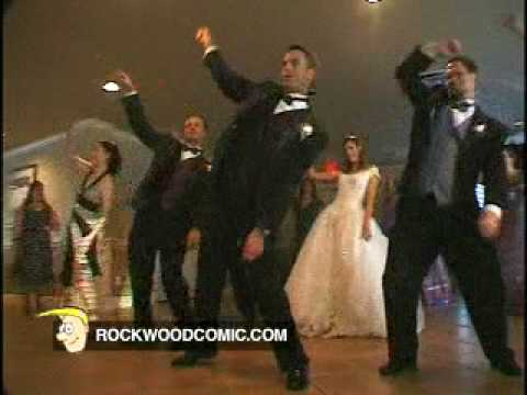 Wedding Thriller Dance video