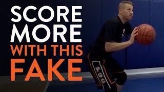 Score More Using This Fake   Basketball Training   PGC Basketball