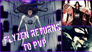 Guess Who's Back?! Flyzen Returns to PvP - New Link, New Attitude Version | Bleach Brave Souls