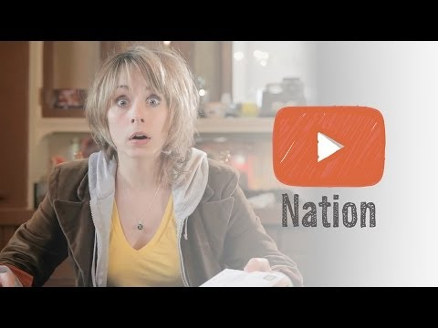Naked Olympians And A Flaming Sledgehammer! | Youtube Nation | Wednesday video