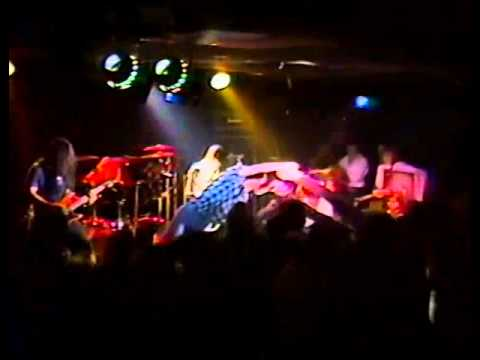 Sacrifice - Syboney Club Toronto 27 Aug 1989