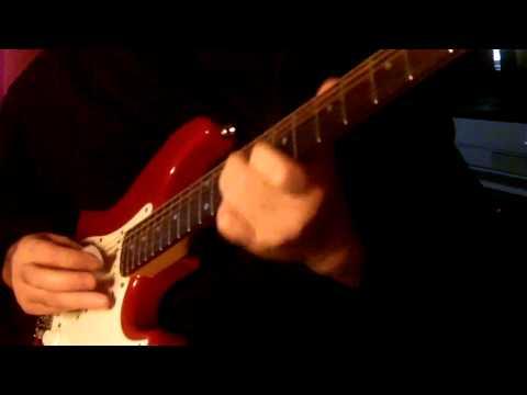 Keh Dena Aankhon se..Guitar Instrumental.:-)
