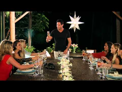 Girls Gone Wild's Joe Francis appears as a Judge on The Search for the Hottest Girl in America