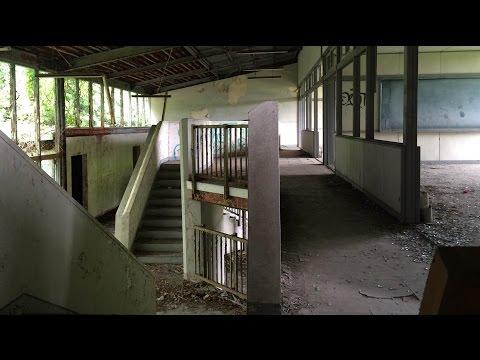 Abandoned North Korean School Walkthrough in Gifu, Japan (OG Journal 003)